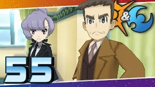 pokmon sun and moon episode 55   looker returns the ultra beast quest begins