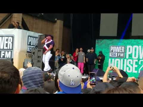 E-40 - Tell Me When To Go (Live) at PowerHouse 2018
