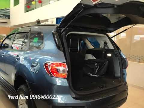 Ford Everest Ambient AT 2020 màu xanh thiên thanh giao ngay lh 0916460022