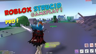 Roblox Strucid Gameplay #1 (Pro player)