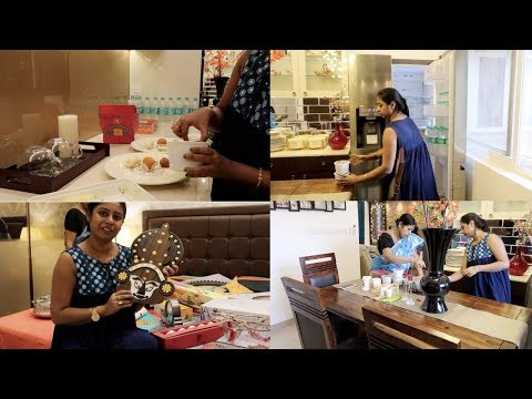 Indian Vlogger Soumali || Housewarming Party Of My New Home