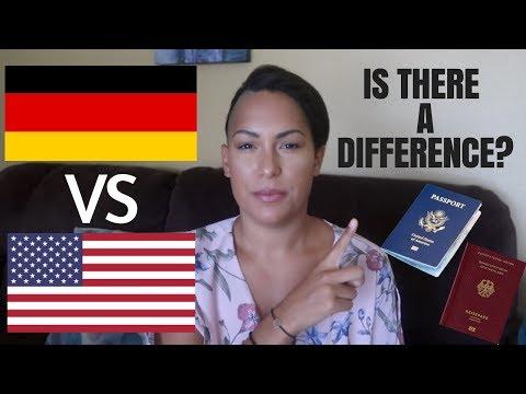 GERMAN VS GERMAN AMERICAN HERITAGE, DOES IT EXIST?