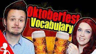 Learn German Oktoberfest Vocabulary | Get Germanized