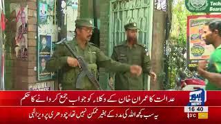 Najam Sethi files defamation suite against Chairman PTI Imran Khan