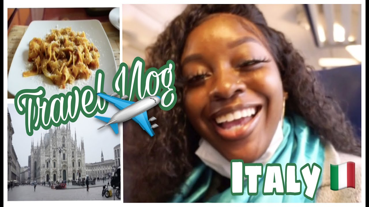 TRAVELING TO ITALY DURING A PANDEMIC | What They Don't Show!