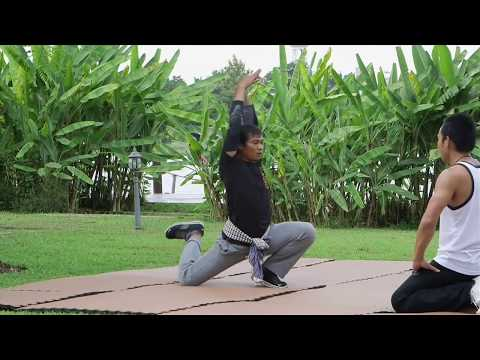 """Tony Jaa Training, Workout 2017"