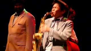 Gregory Porter The way you want to live