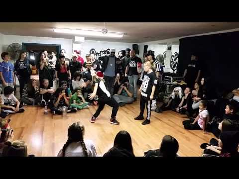 Krump kids Battle | S.U.N.D | SJ VS Chloe | Witches and Snitches | UEZ