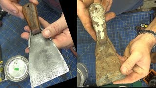 Putty Knife Restoration