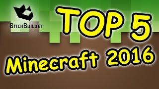 Top 5 Lego 2016