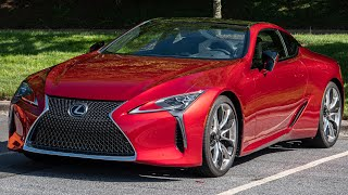 The Lexus LC500 Is A Better Aston Martin