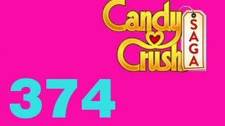 Candy Crush saga - Livello 374 Level 374 4,5M