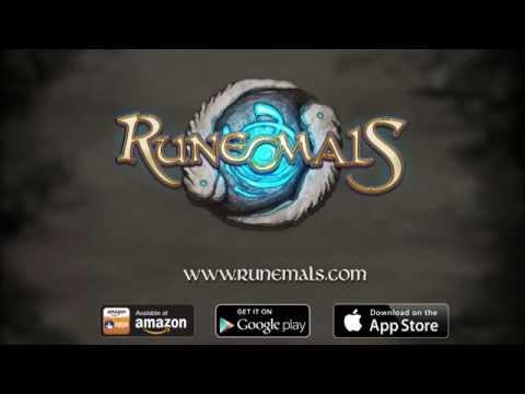 Trailer Lanzamiento Runemals (Spain)