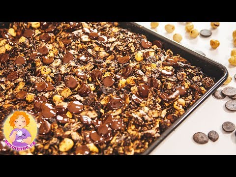 keto-granola-chocolate-recipe-🍫-low-carb-breakfast-cereal-ideas