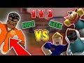 1v3 HIDE AND SEEK in ROBLOX JAILBREAK!!! *INSANE* (Part 1)