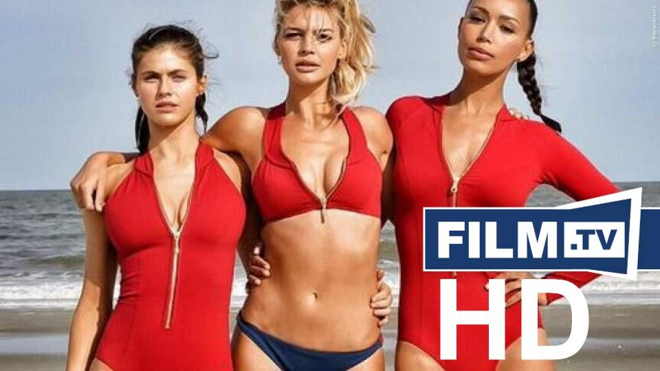 Baywatch 2017 - Der Film Trailer English Englisch 2016 -3716