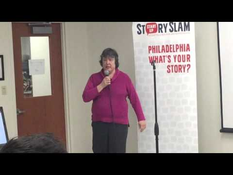 MaryAnn Sztenderowicz - StartUp Story Slam, Burlington County Library, NJ
