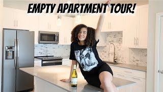 EMPTY APARTMENT TOUR | I Moved Out of NYC | Luxury Apartment | Lyasia in the City