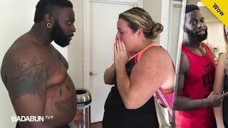 Engordó 30 kg para bajarlos junto con su novia. No creerás como lucen 3 meses después…