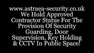 Quality & Reliable Security Company In London. The Best Security Company