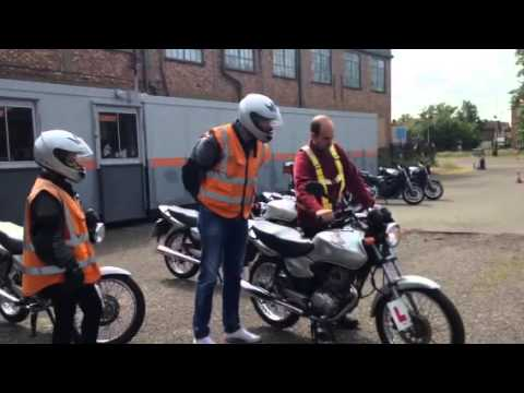 An Introduction to a Manual Motorcycle