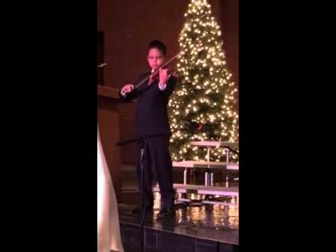 Coco Rose Kennedy sings Ave Maria (Latin)