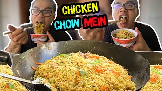 CHICKEN CHOW MEIN. Done Right