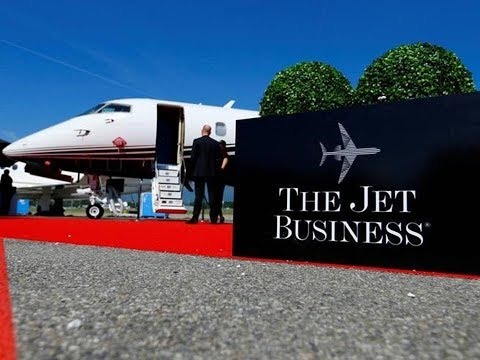 Credit Suisse's 'The Jet Business' strategy to lure world's ultra wealthy