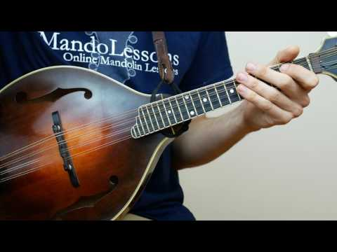 Ways Of The World (With Tabs & Play Along Tracks) - Mandolin Lesson