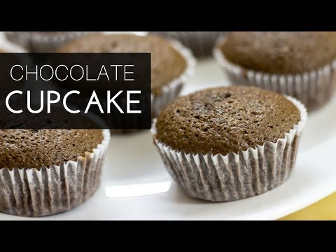 Chocolate Cupcake | Easy Chocolate Cupcake Recipe | Christmas Special Cake Recipe |
