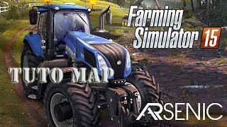 Tuto Farming 2015 comment lance sa map
