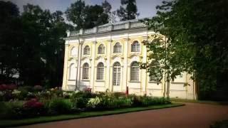 видео Видео-обзор: Парк Ораниенбаум (город Ломоносов