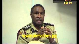 CS to UPNG: Correctional Officers go up on learning