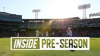 Inside Pre-Season: Liverpool 1-2 Sevilla | Behind-the-scenes from the historic Fenway Park in Boston