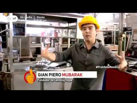 Prohibido Rendirse - Gian Piero Mubarak 2017