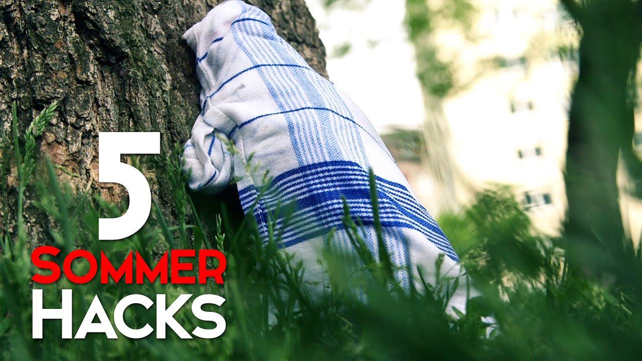 Sommer Life Hacks