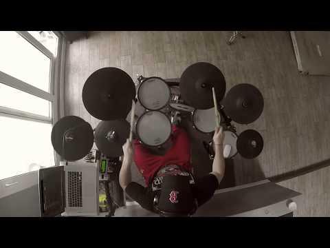 Felipe Azócar O. - Fatih No More - Digging The Grave (Drum Cover) Superior Drummer 3