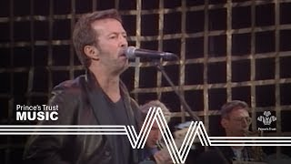 Eric Clapton - Hoochie Coochie Man (The Prince's Trust Masters Of Music 1996)