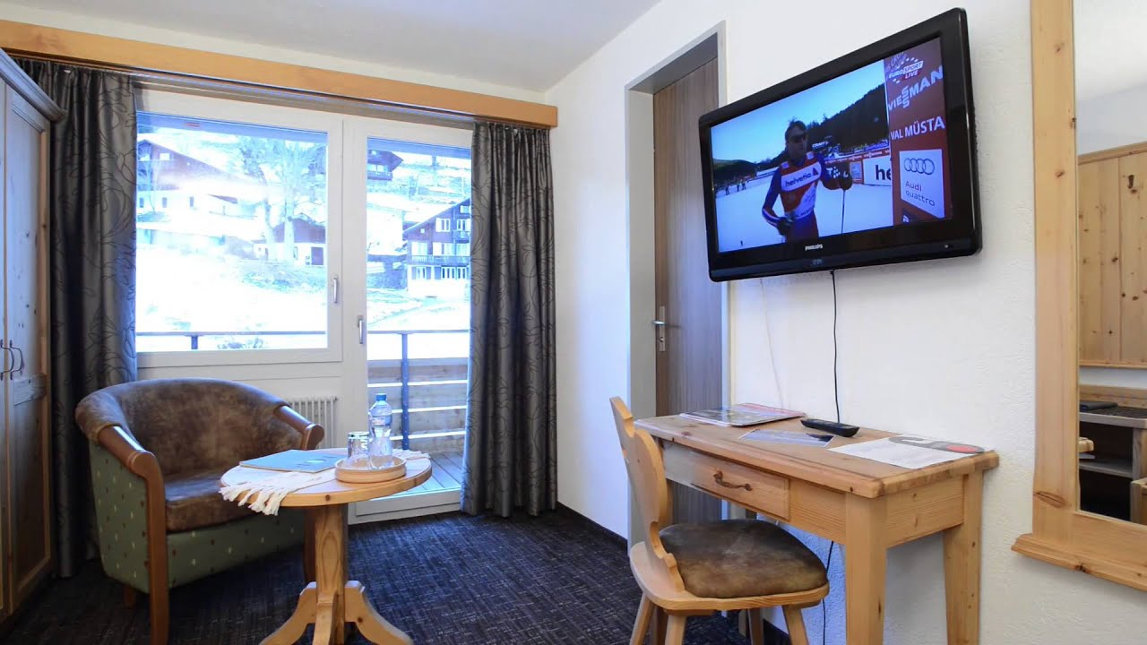 Hotel Alpina Grindelwald Einzelzimmer YouTube - Hotel alpina grindelwald