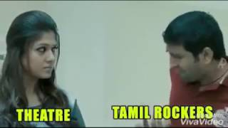 a director's bold speech in stage about Tamilrockers and tamil cinema with funny comedies