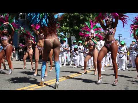 San Francisco Carnaval 2014