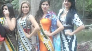 REINA DE MANABÍ 2013 - CANDIDATAS