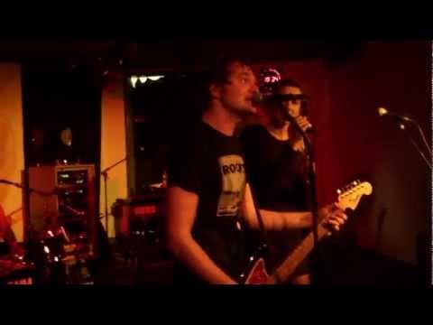 Madsen & Lisa Who @ Fritz-Radiokonzert 12.11.2012
