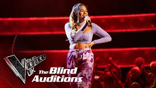 Lucy Calcines' 'Mi Gente' | Blind Auditions | The Voice UK 2020