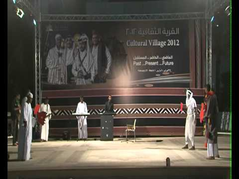 Qatar University Cultural Village 2012, The Sudanese Show.