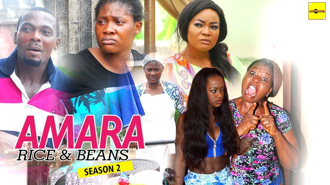 Download 2016 Latest Nigerian Nollywood  Movies - Amara Rice And Beans 2