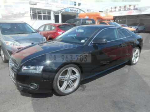 2010 AUDI A5 COUPÉ 2.0T QUATTRO Auto For Sale On Auto Trader South Africa
