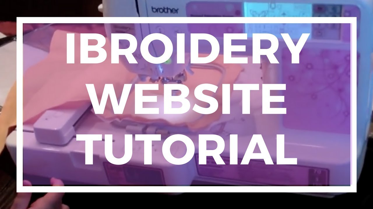 Ibroidery Website To Add New Embroidery Designs To Brother Pe 500