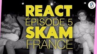 Les comédiens de SKAM FRANCE découvrent leurs images pour la première fois