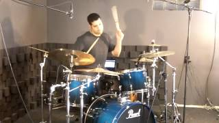 Coheed and Cambria - Key Entity Extraction V : Sentry The Defiant ( Drum Cover of Josh Eppard )